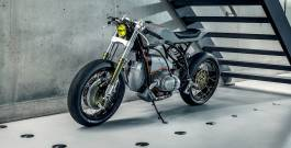 BMW R107R by Nozem Amsterdam: Nel nome del padre.