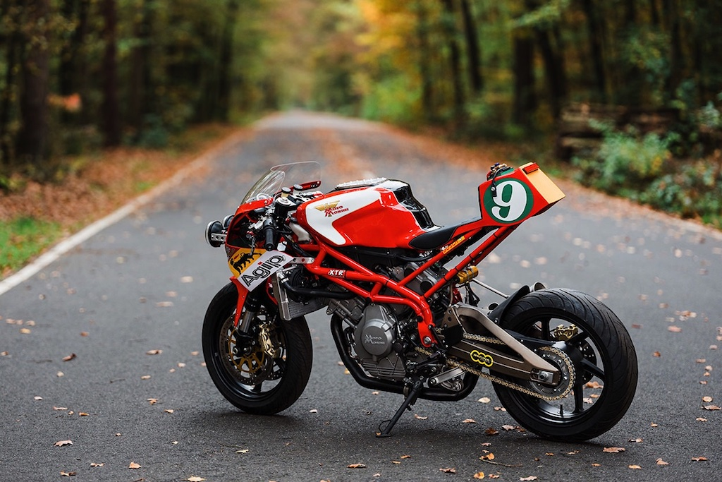 Moto Morini Corsaro veloce custom 10