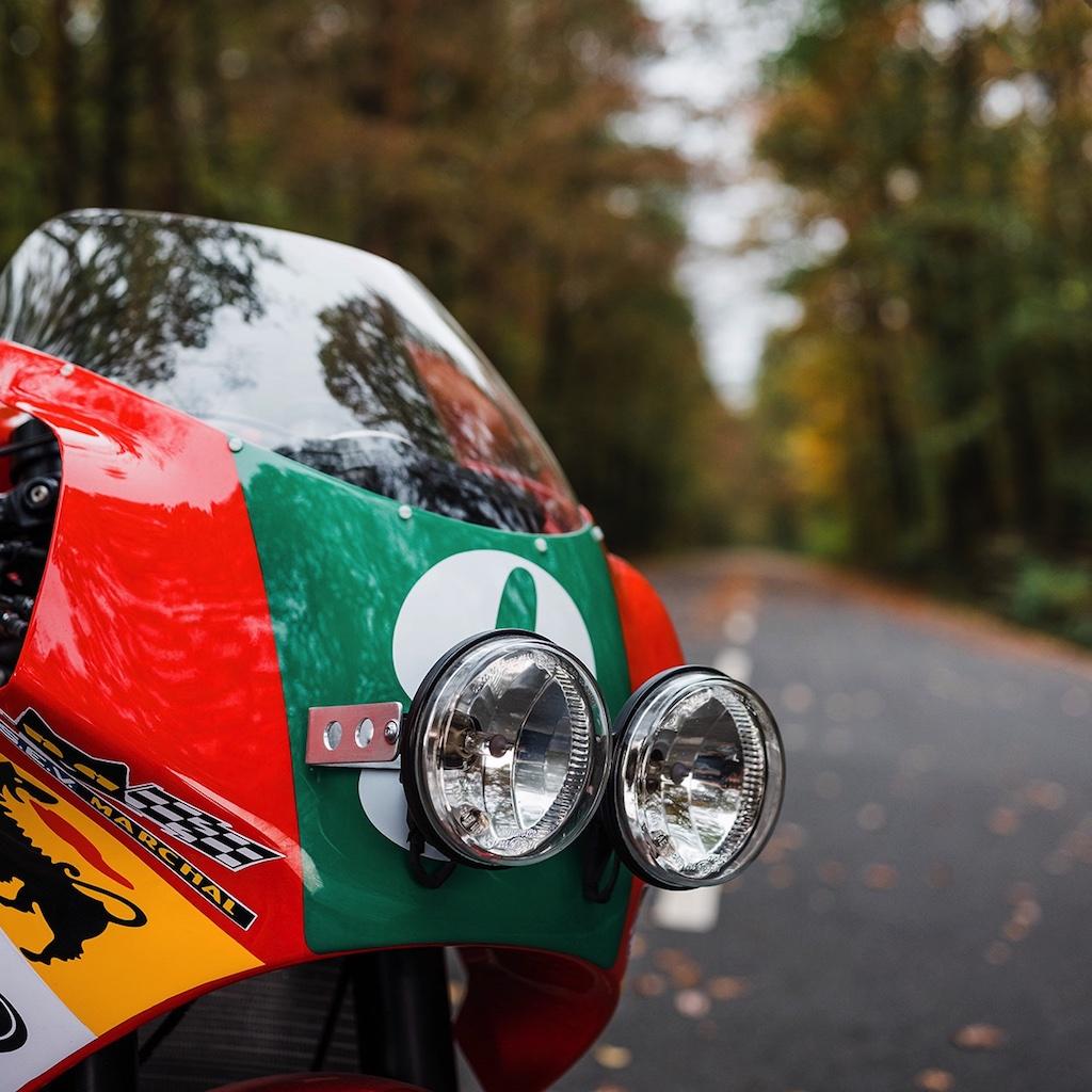 Moto Morini Corsaro veloce custom 3
