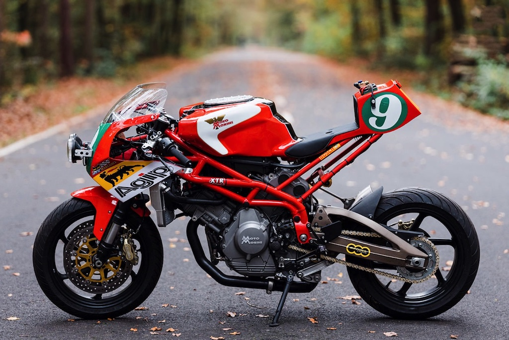 Moto Morini Corsaro veloce custom 5