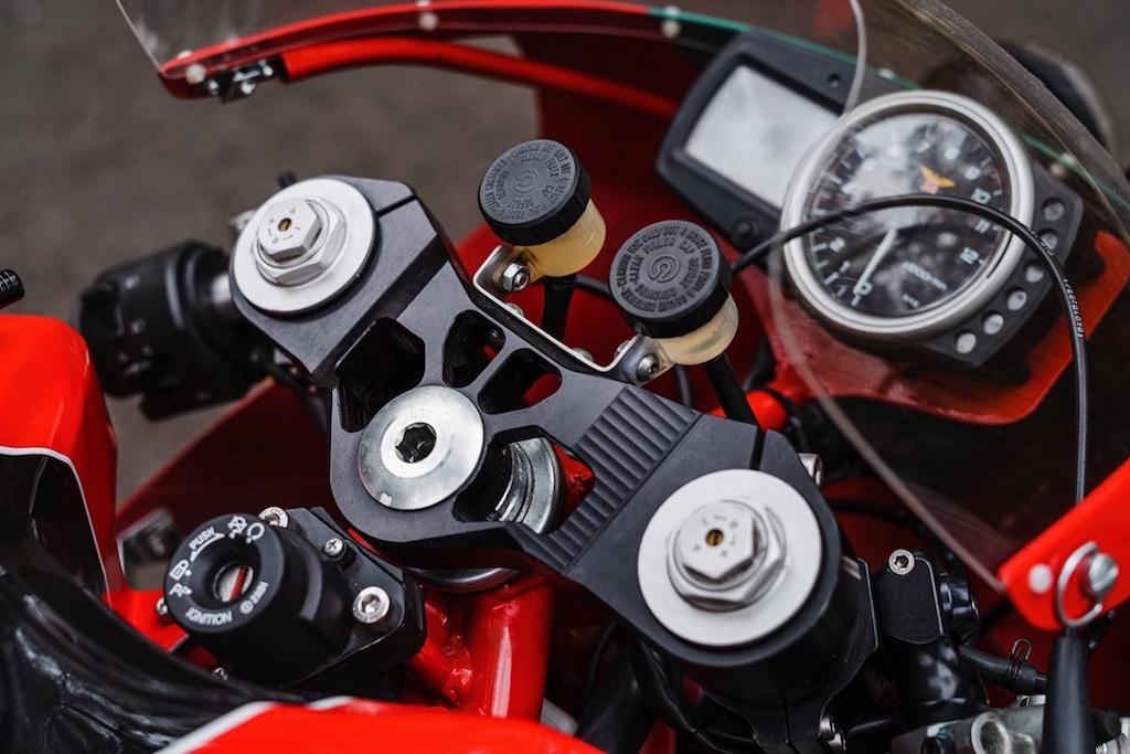 Moto Morini Corsaro veloce custom 7