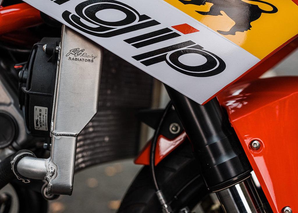 Moto Morini Corsaro veloce custom 8