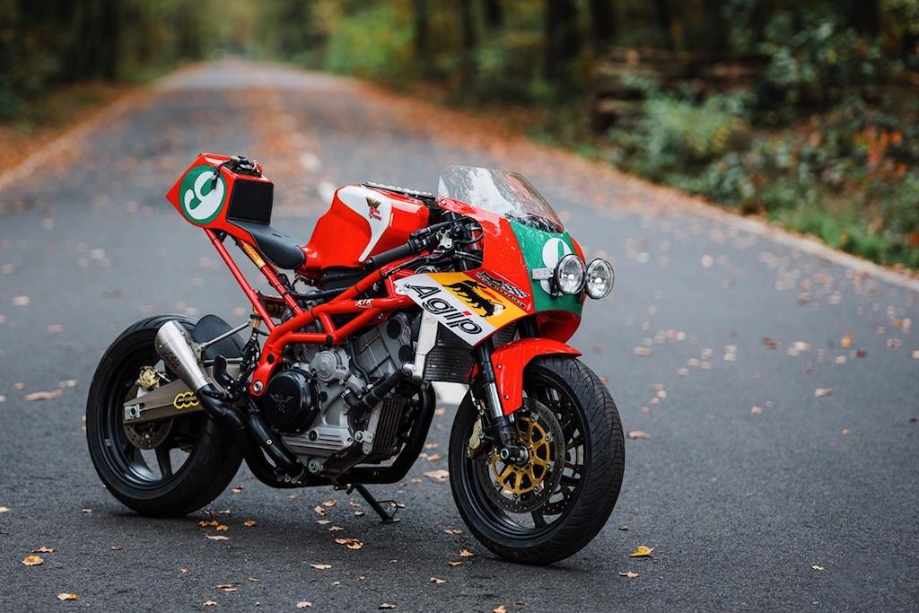 Moto Morini Corsaro veloce custom 9