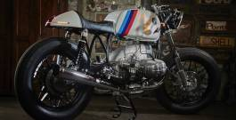 The 30TH Gear BMW by 86 Gear Motorcycles
